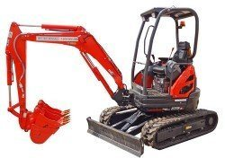 Excavator Hire 3 tonne