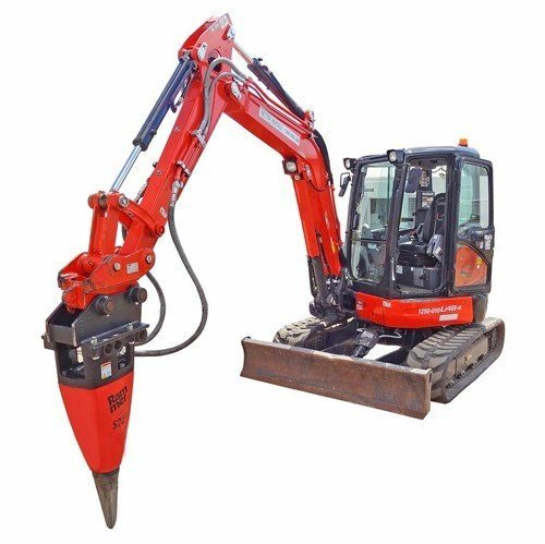 Excavator and Hammer Hire