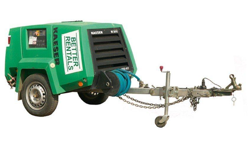 Compressor Hire 95cfm