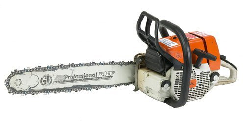 chainsaw hire 450mm