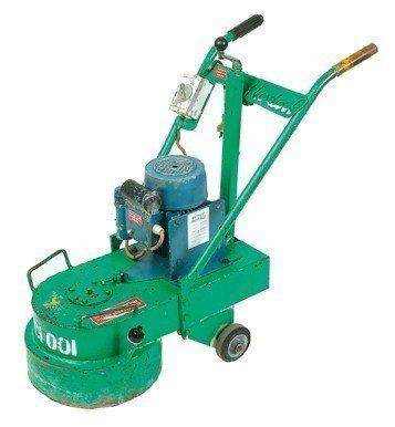 Concrete floor grinder hire - tarrazo