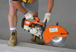 demo saw hire