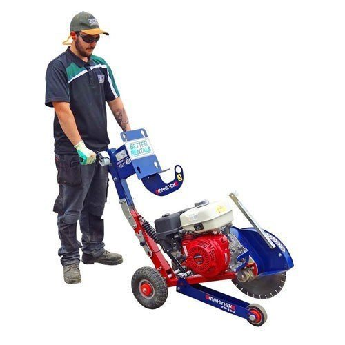 Floor Saw Hire - 400mm