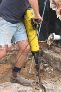 Jack Hammer Large Electric Better Rentals Melbourne