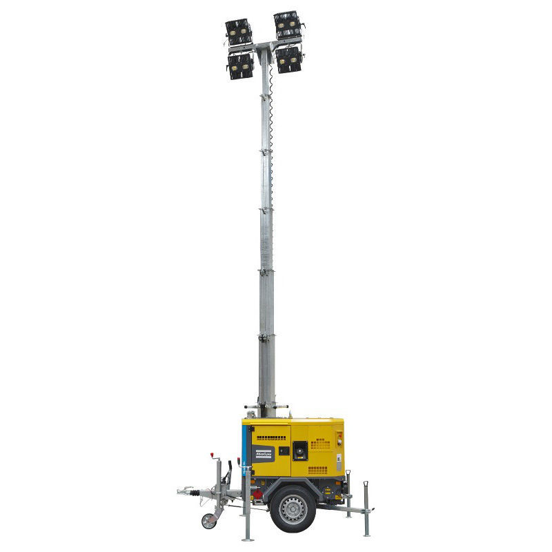 light tower hire