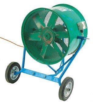 Extraction Fan Hire - 500mm | Better Rentals Melbourne