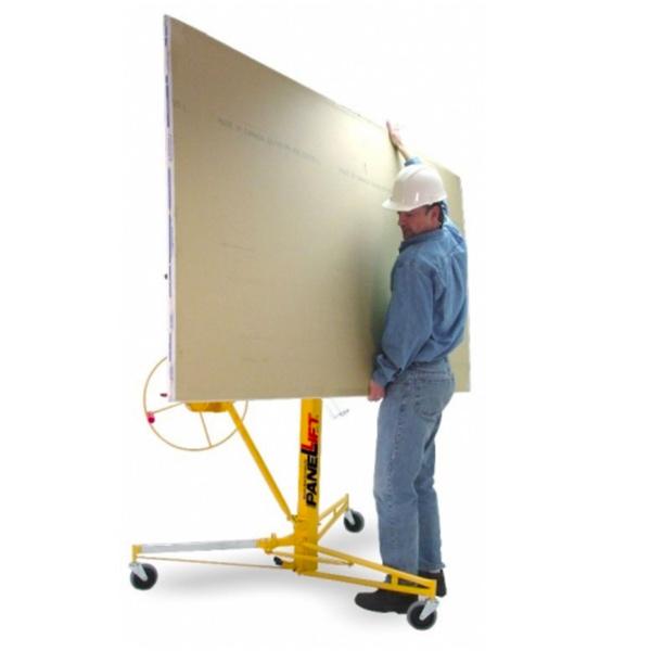plaster sander hire in use