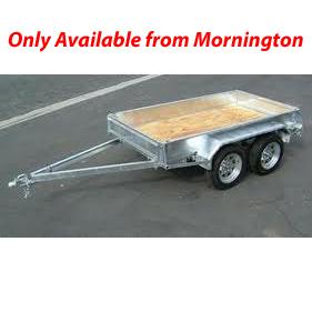 trailer hire 8x5