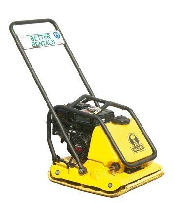 Compactor Plate Hire - 88kg