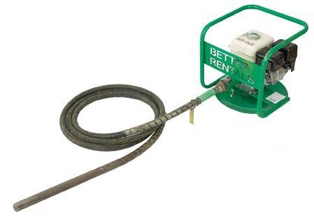 flex drive vibrator shaft hire