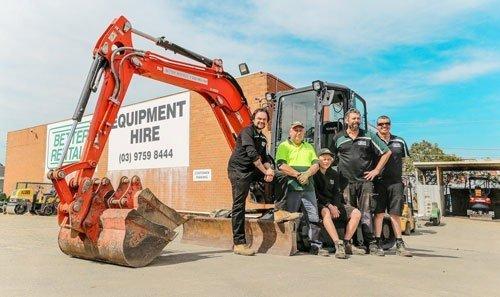 Better Rentals | Equipment Hire in Melbourne