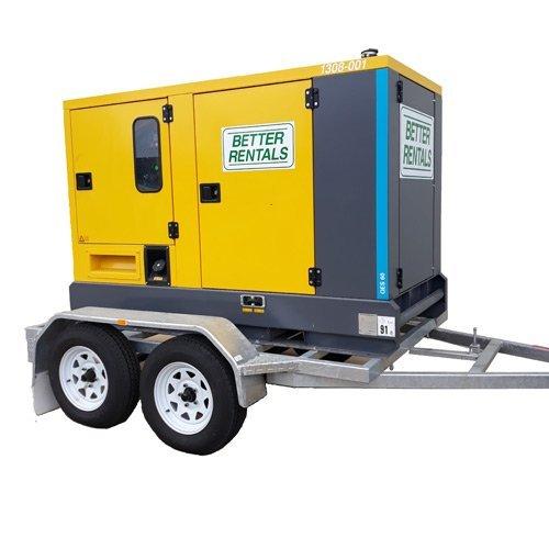 generator hire 60kva