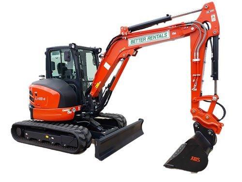 excavator hire 5 tonne
