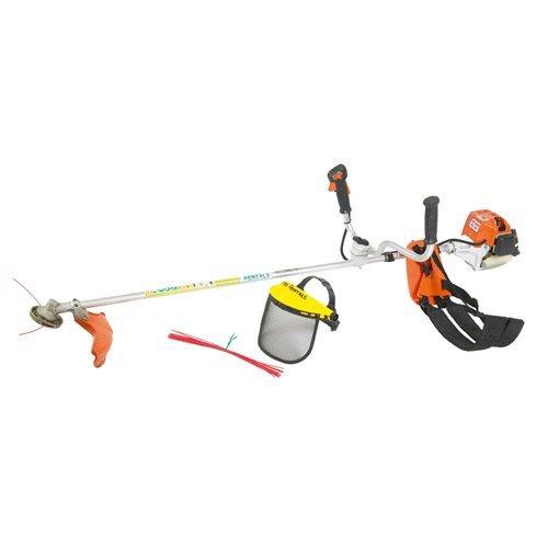 brush cutter hire