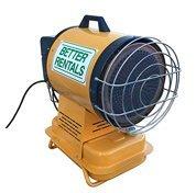 heater hire diesel