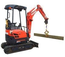 Excavator and Mini Excavator Hire | Better Rentals Melbourne