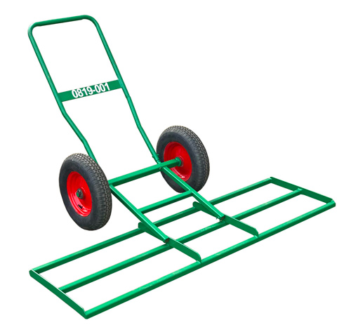 smudger hire wheeled