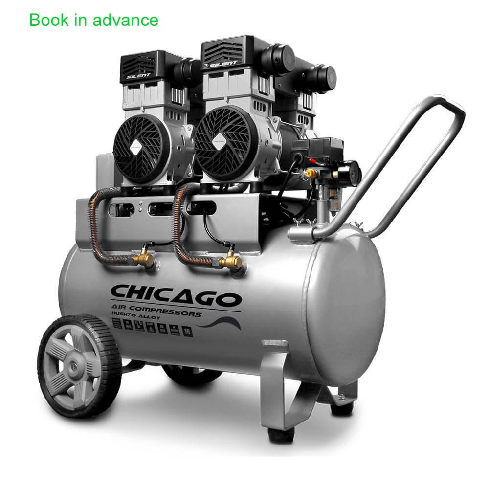 12fcm compressor hire